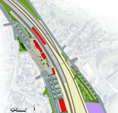 Gare d'Etaples - Le Touquet - agora
