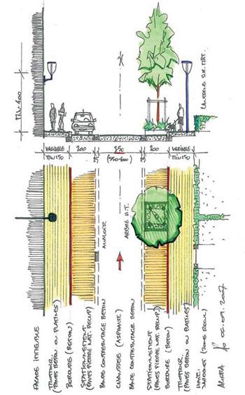 Restauration et transformation du réseau d'égouttage du Bois de la Cambre, Bruxelles - bureau agora