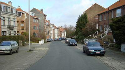 Réaménagement de l'avenue Van Becelaere à Watermael-Boitsfort - bureau agora