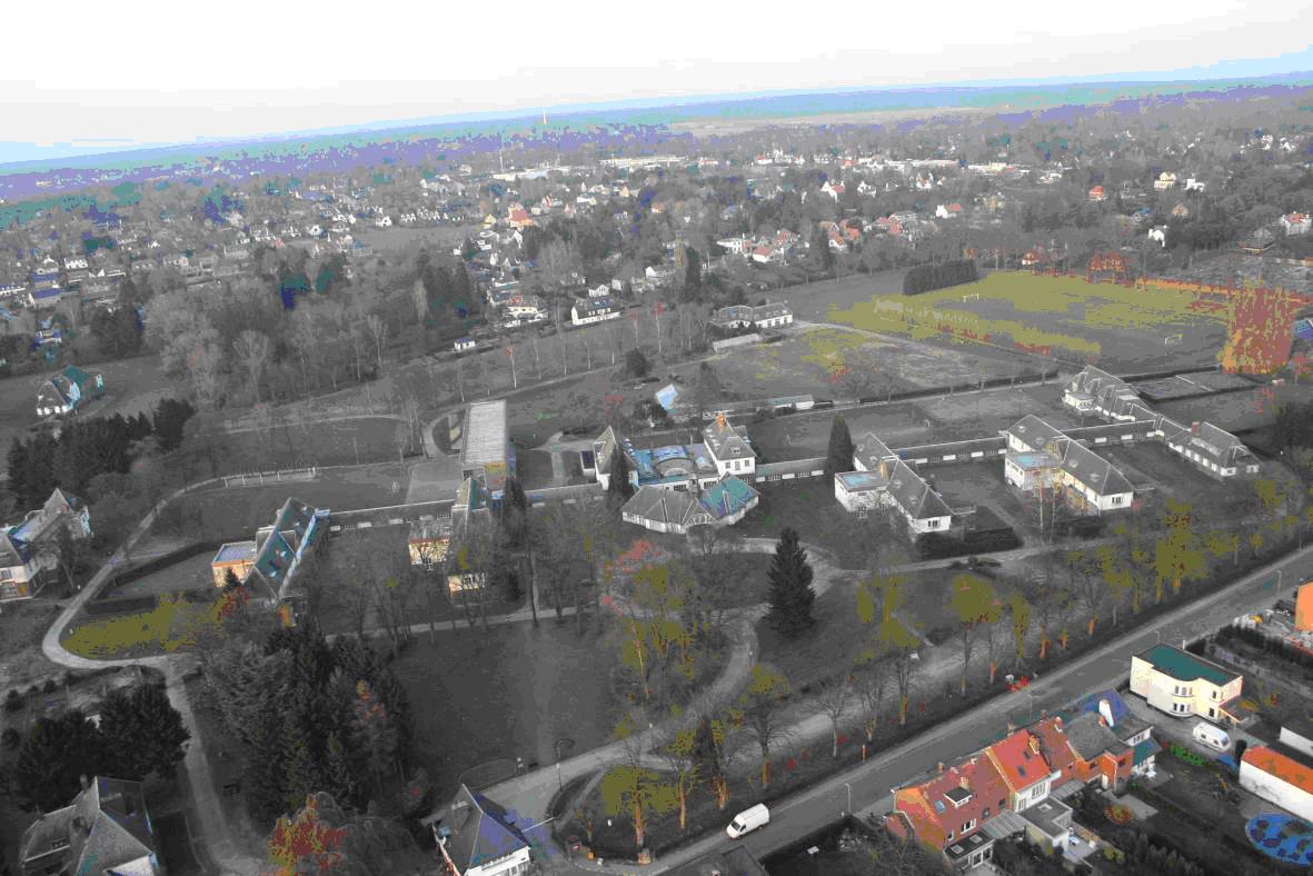 Etude d'incidence du projet intergénérationnel sur l'ancien site de l'Institut Médico-pédagogique (IMP) à Waterloo - bureau agora
