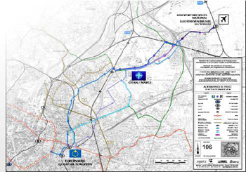 Liaison Quartier Européen-OTAN-BXLNational - agora