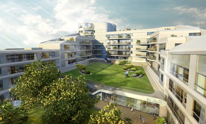 Toison d'Or, Brussels. Architect: UNStudio