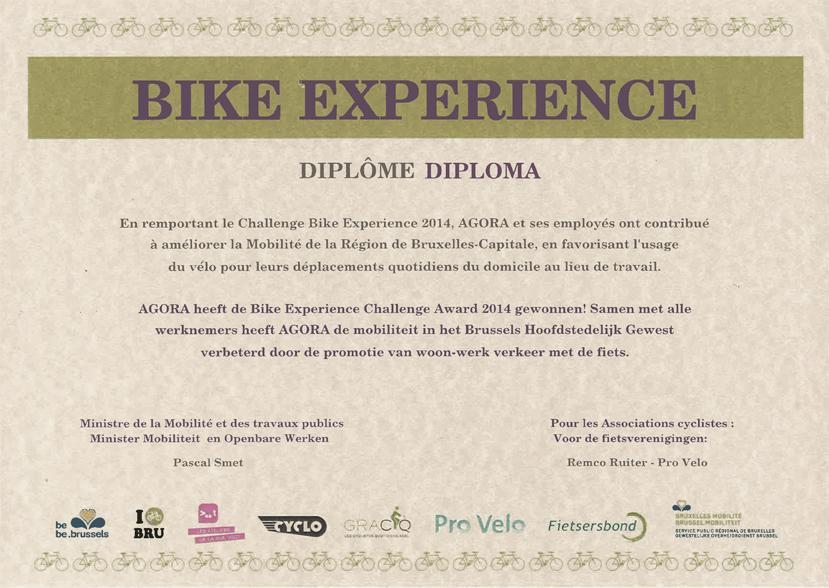 Challenge Bike Experience 2014
